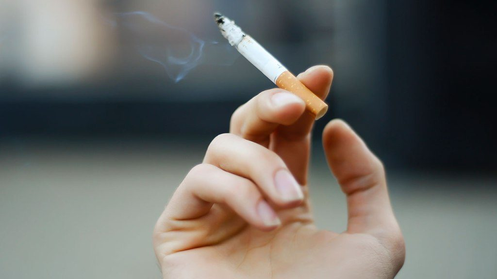 Sos smoke among Italian boys: half of the minors have at least tried